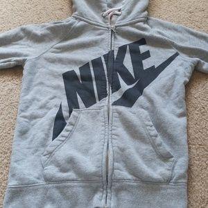 Women Nike hoodie jacket